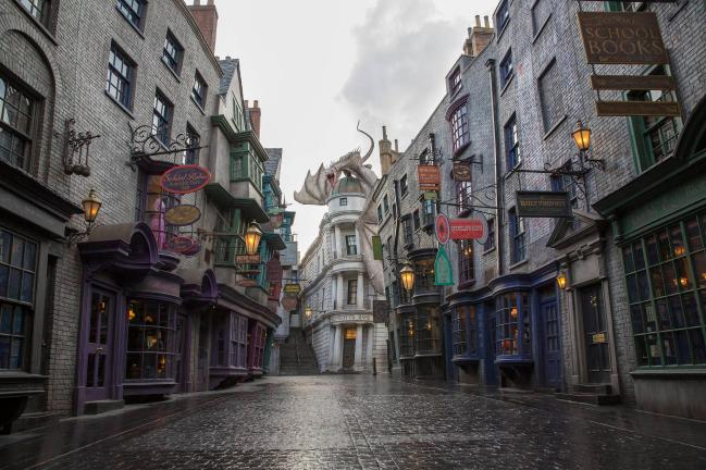 crazydiscostu diagon alley