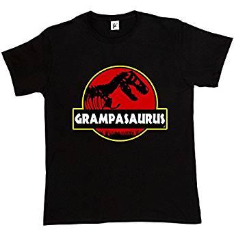 grampasaurus crazydiscostu fathers day