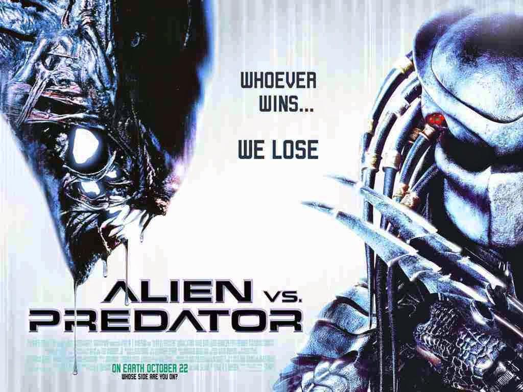 ผลการค้นหารูปภาพสำหรับ alien vs predator films