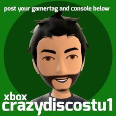 crazydiscostu1 xbox live gamertag