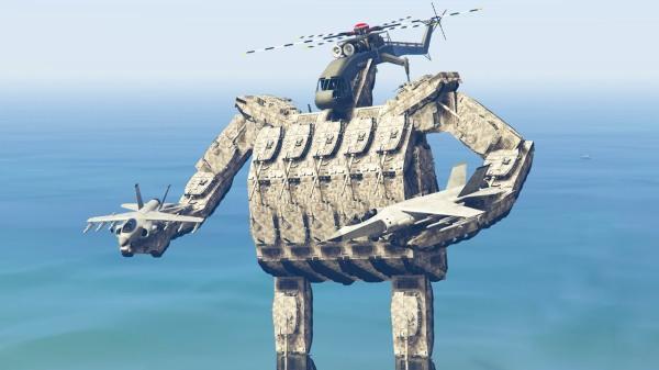 GTA-V-hile-dev-robot