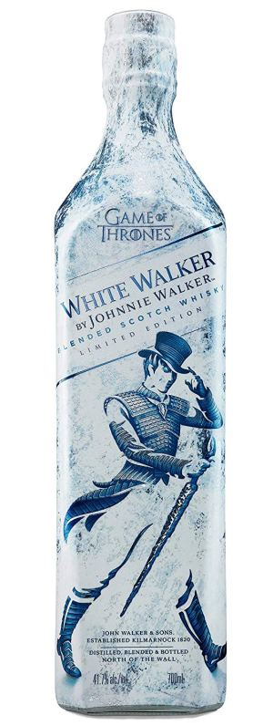 johnnie walker white walker game of thrones