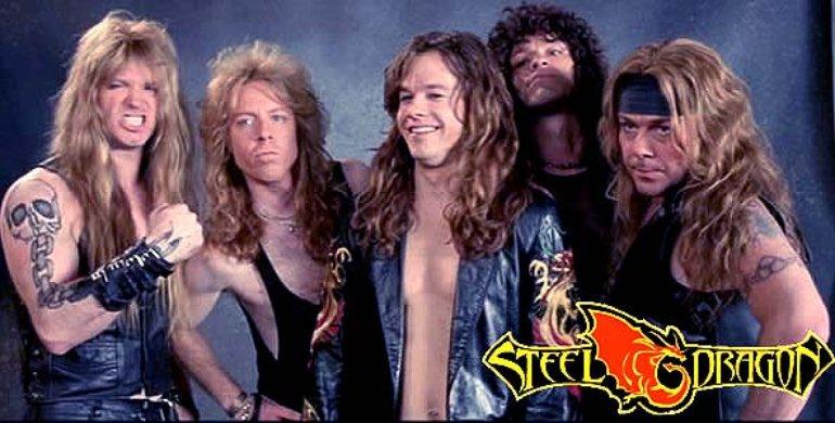 steeldragon crazydiscostu rockstar 2001