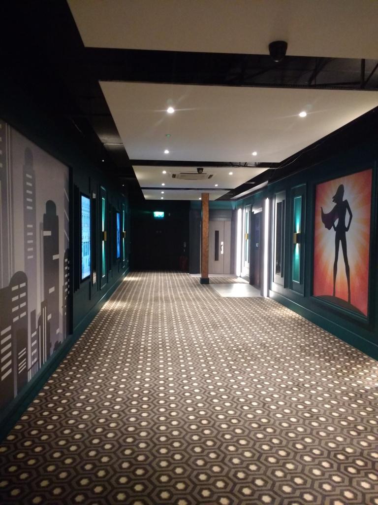 bangor omniplex cinema