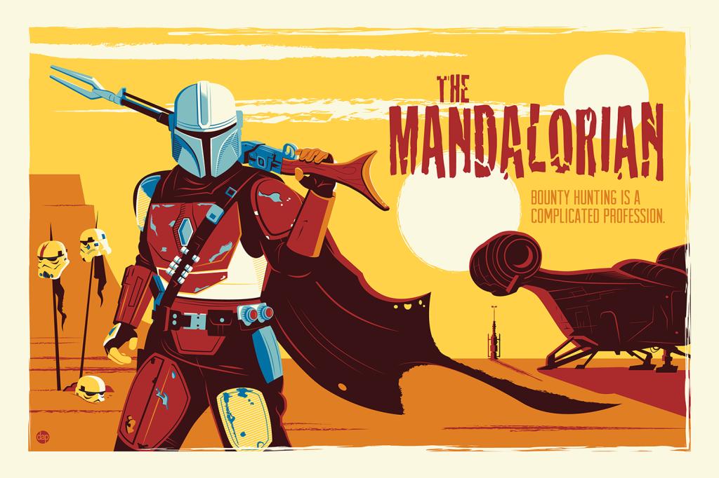 the mandalorian season 2 release season 1 fan art