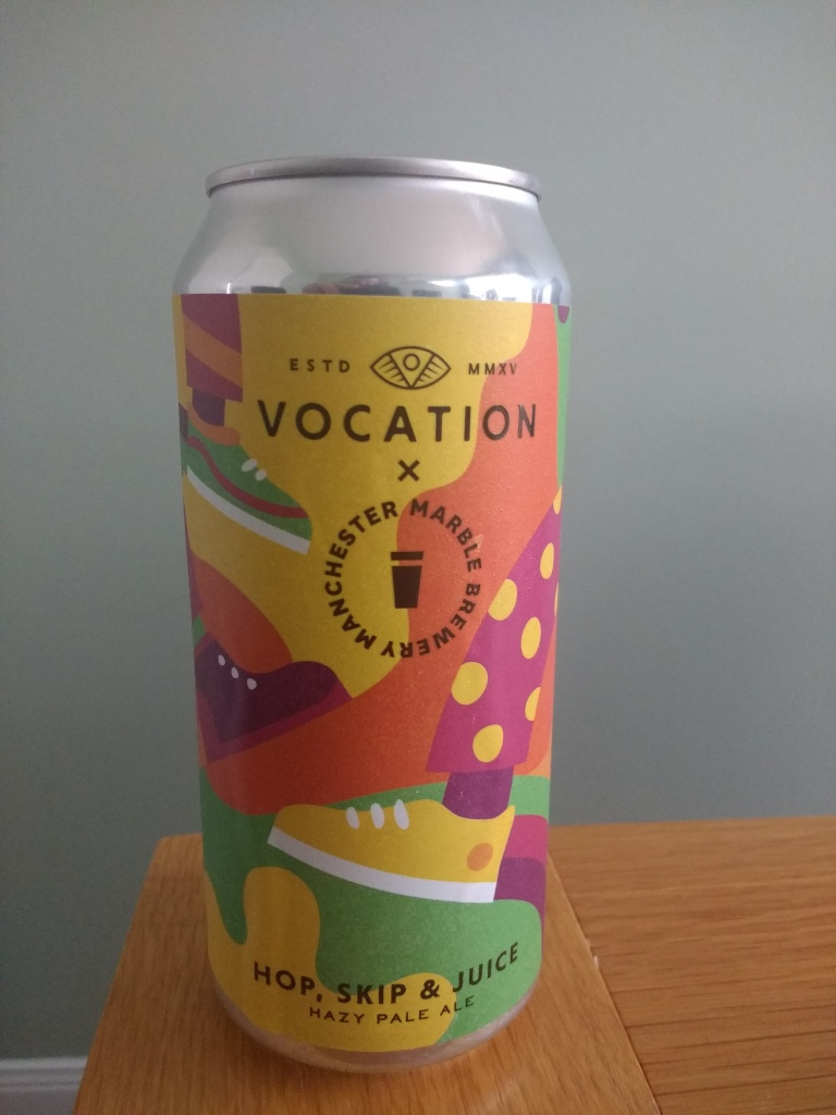 hop skip juice beer review