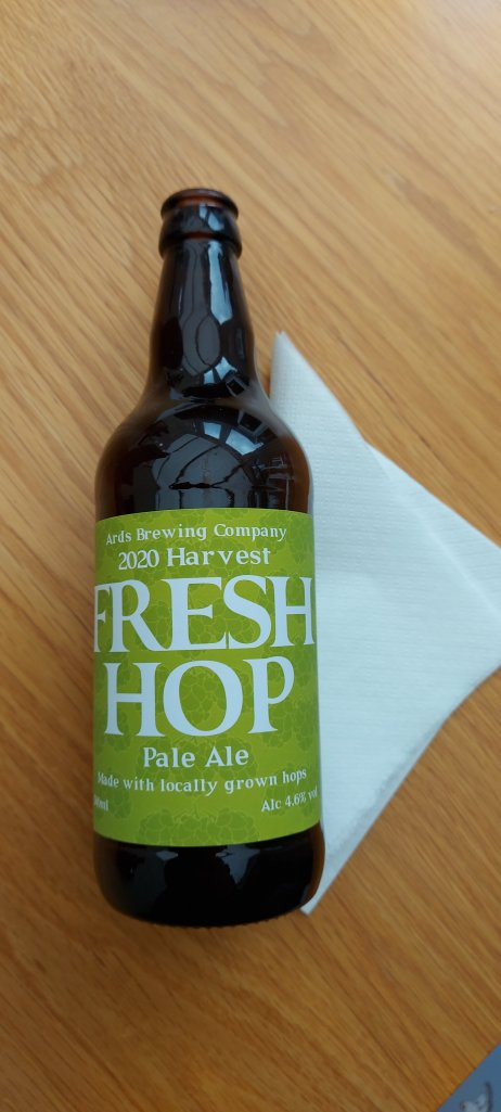 fresh hop pale ale  ards brewing crazydiscostu beer tasting cans across the world