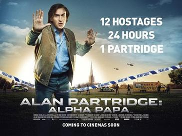 crazydiscostu film review alpha papa  alan partridge