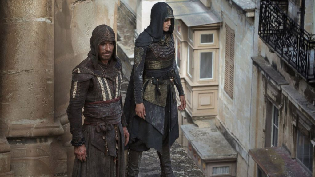 assassins creed movie 2016 film review crazydiscostu