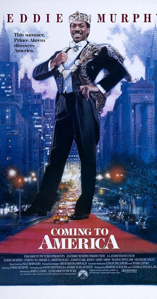crazydiscostu film review coming to america cover poster