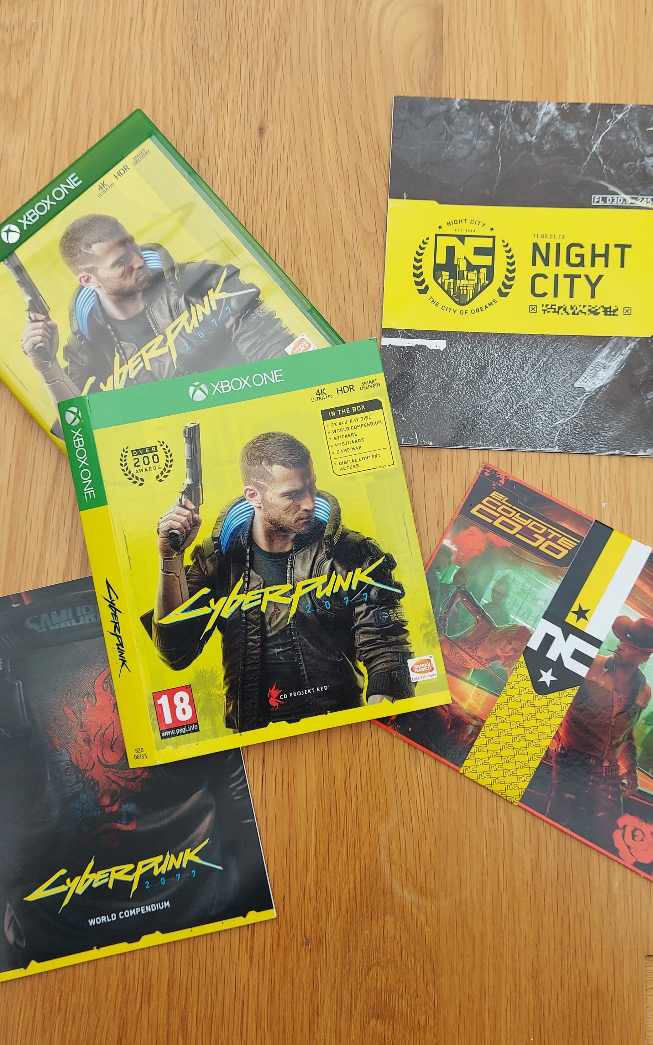 Cyberpunk 2077 game review xbox one edition gaming website