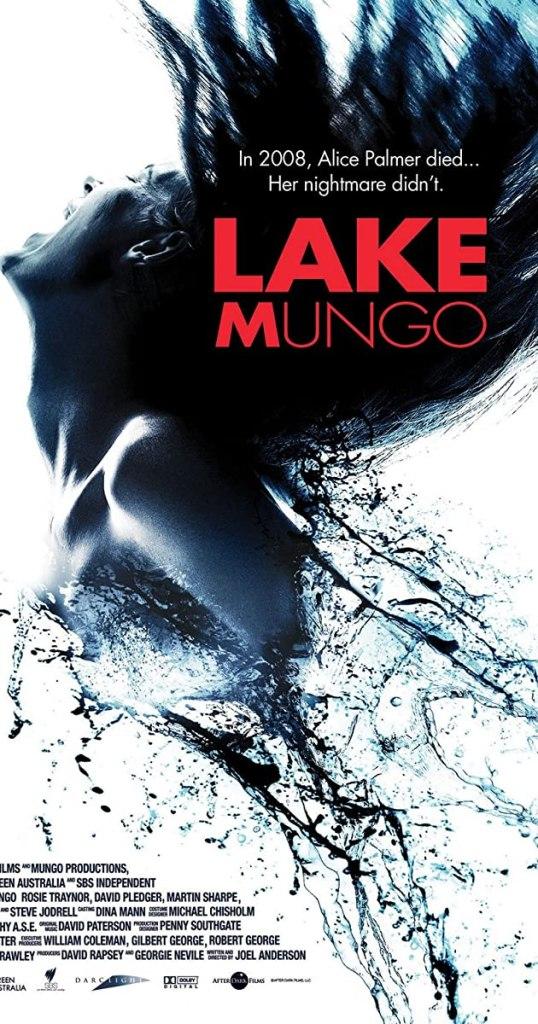 lake mungo film review crazydiscostu nerd blog cover film poster