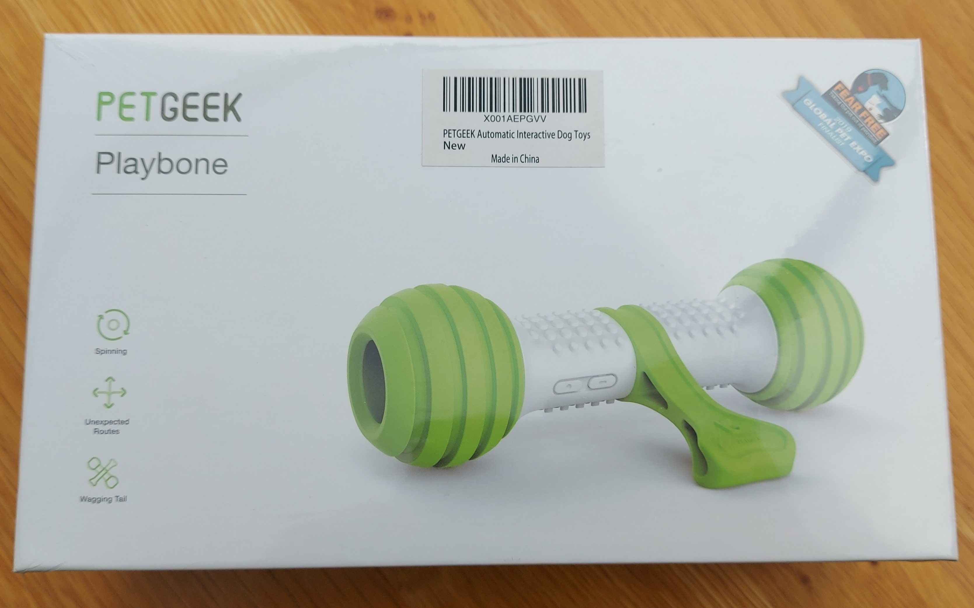 petgeek petbone dog toy
