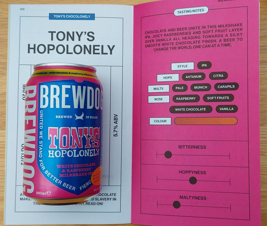 brewdog tony's hopolonely brewdog and friends cans across the world crazydiscostu beer blog and podcast craft beer cansacrosstheworld