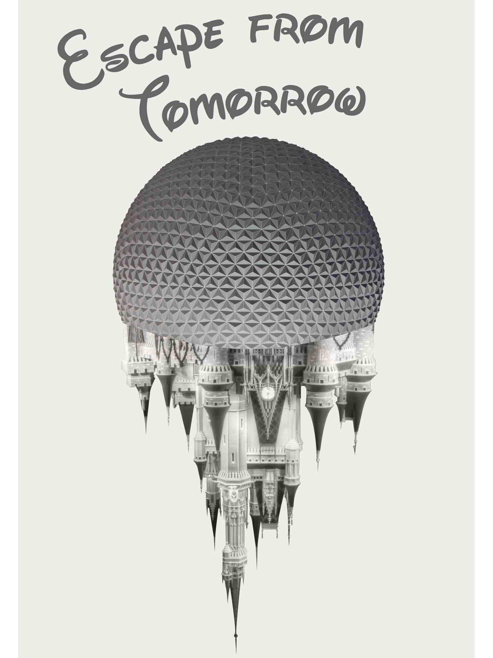 escape from tomorrow poster crazydiscostu film review nerd geek