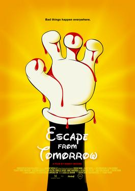escape from tomorrow poster crazydiscostu film review cover