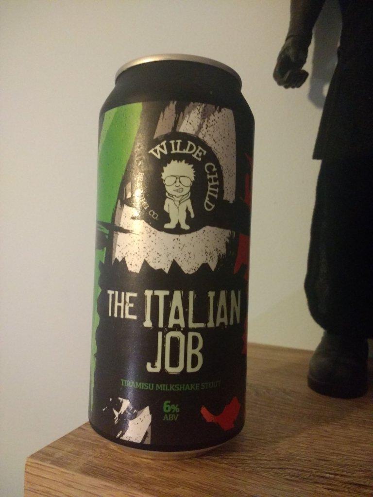 cansacrosstheworld crazydiscostu craft beer blog best the italian job tiramisu milkshake stout