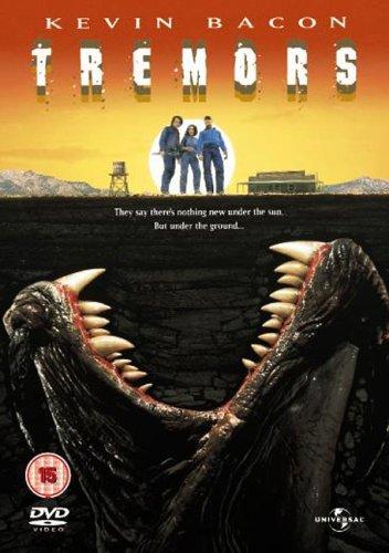 tremors cover poster vhs dvd 1990 crazydiscostu film review