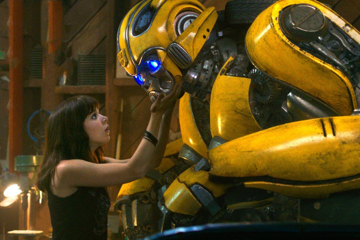 bumblebee crazydiscostu film review