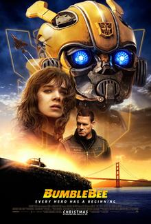 bumblebee film review transformers cybertron nerd crazydiscostu