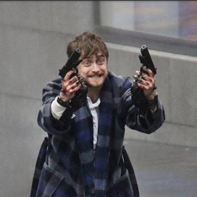 guns akimbo film review crazydiscostu