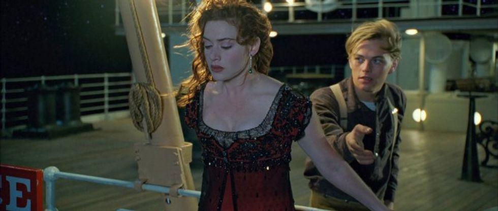 titanic jack time travel theory