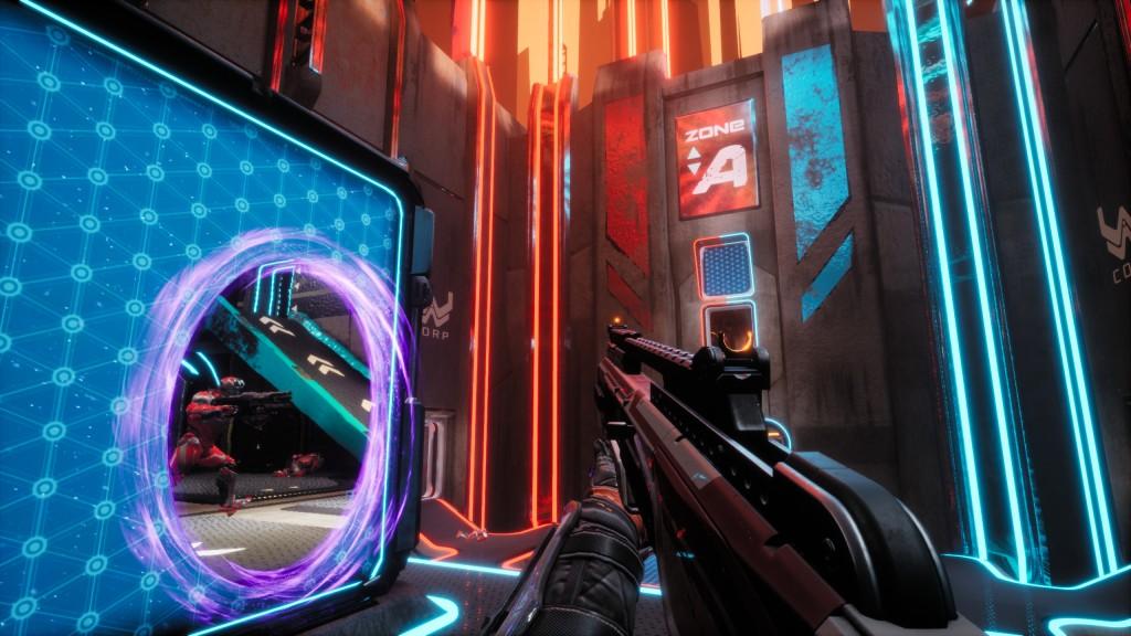 splitgate halo meets portal crazydiscostu gaming
