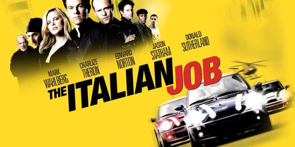 italian job 2003 film review crazydiscostu film poster